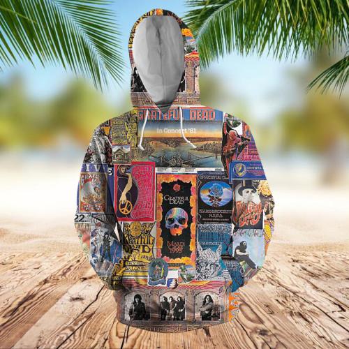 Grateful Dead Band | Hoodie