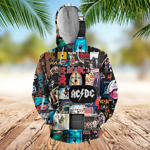 AC/DC Collage | Hoodie