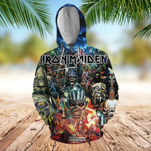Iron Maiden Band | Hoodie