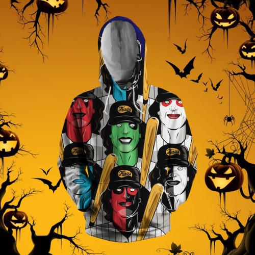 Warriors Poster Halloween Limited | Hoodie