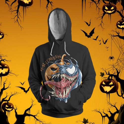 Scary Pumpkin Head | Hoodie
