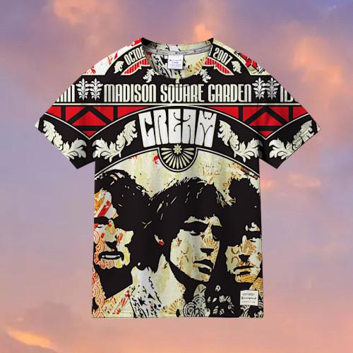 Cream   Hawaiian Shirt