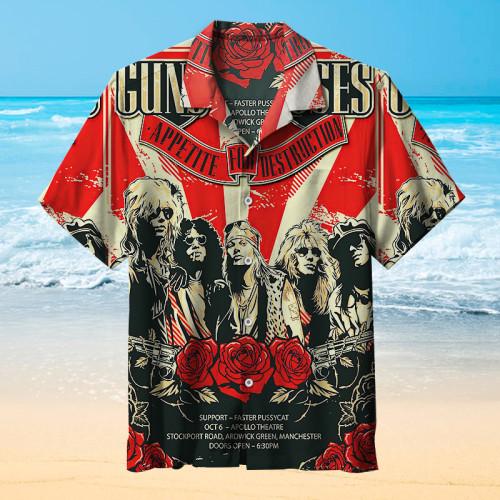 Apollo Theater Concert   Hawaiian Shirt