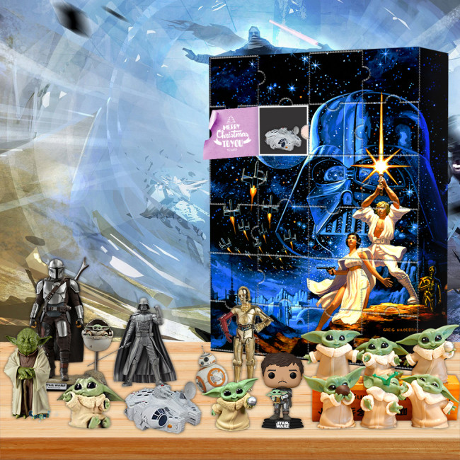 Star Wars Advent Calendar 2021