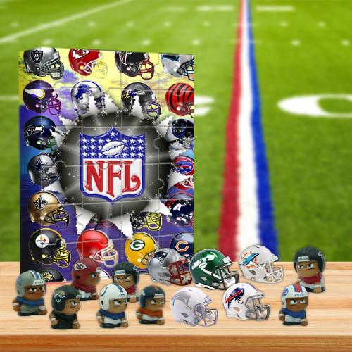 NFL Advent Calendar 2021