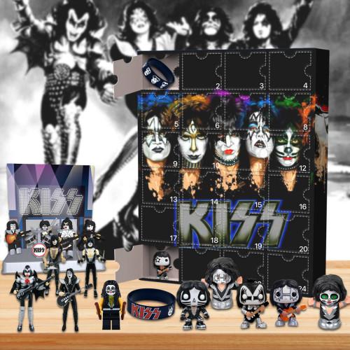 KISS Advent Calendar -- The One With 24 Little Doors