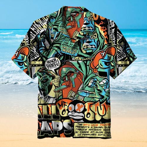 MF DOOM   Hawaiian Shirt