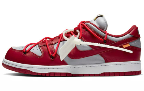 Off-Whitex Nike Dunk Low LTHROW
