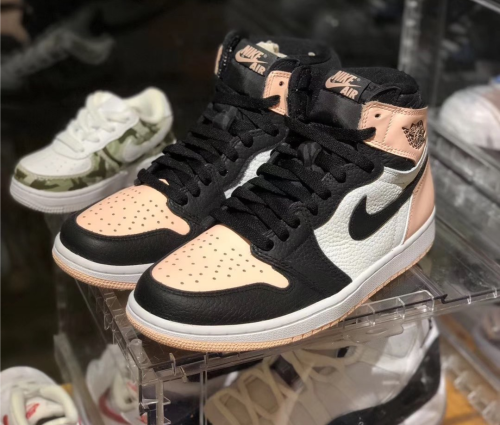 Air Jordan Retro High 2019 CRIMSON TINT