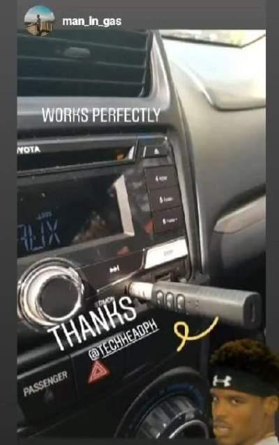 藍牙音頻接收器AUX適配器(推薦)