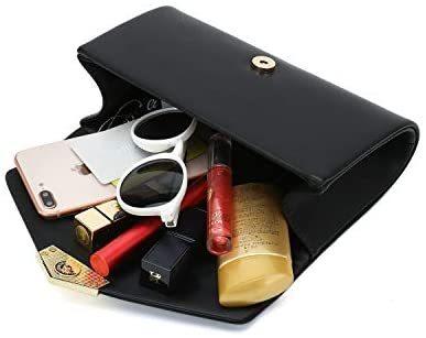 PU Clutch Purse for Women Evening Bag Chic Clutch Handbag for Special-occasion