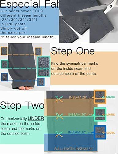 Regular Tall Bootcut Yoga Pants, 4 Pockets, UPF50+