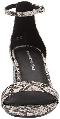 Women's Two Strap Heeled Sandal