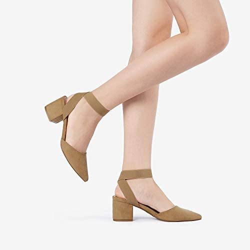 Women's Low Heel Pumps