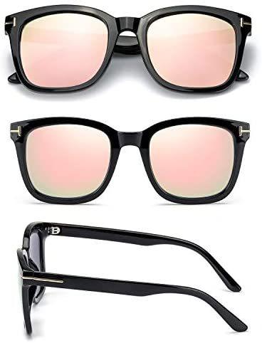 Fashion Sunglasses for Women Polarized Driving Anti Glare 100% UV Protection Stylish Design