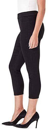 Heidi Pull-on Crop Skinny Jeans