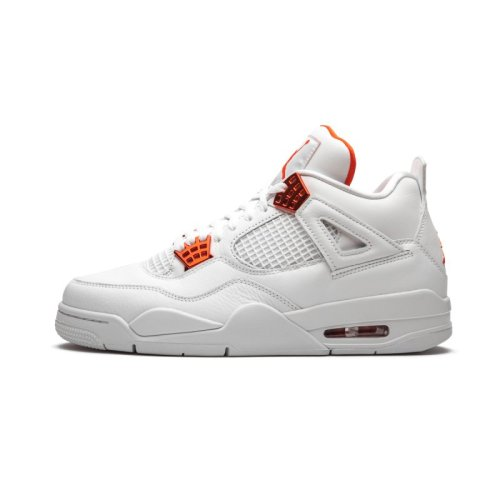 "Air Jordan 4 Retro ""Metallic Pack – Orange"""