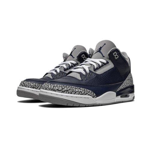 """Air Jordan 3 Retro """"Georgetown"""""""