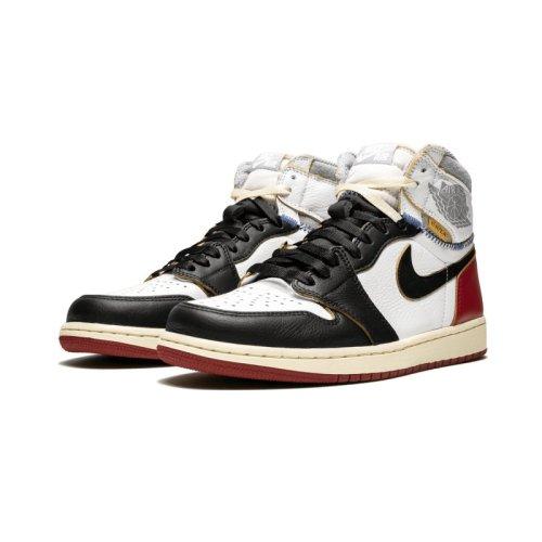 "Air Jordan 1 Retro High OG NRG ""Union – Black Toe"""
