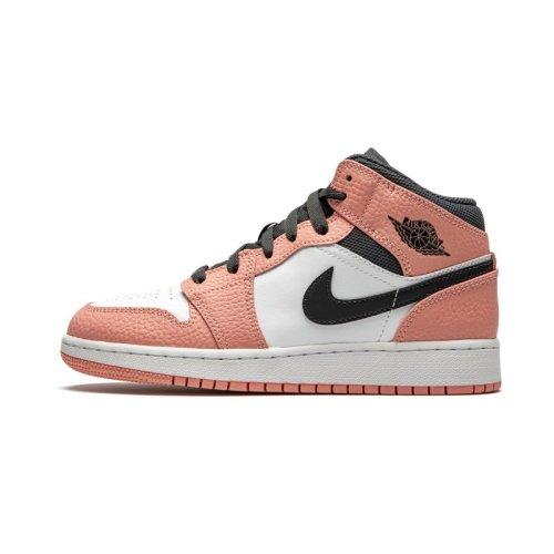 Air Jordan 1 Mid Pink Quartz