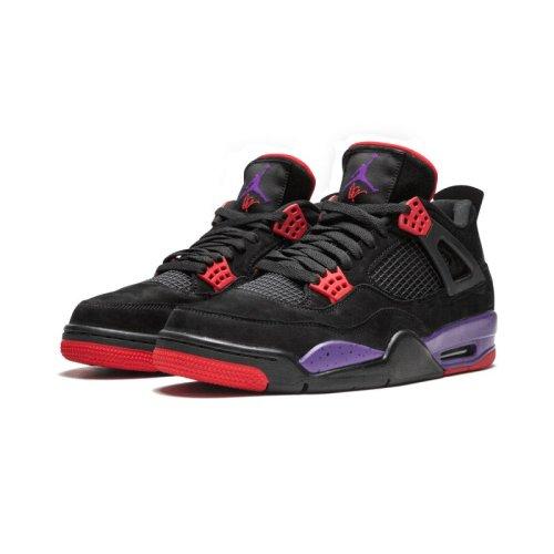 """Air Jordan 4 Retro """"Raptors/Drake OVO"""""""