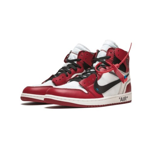 "Air Jordan 1 ""Off-White – Chicago"""