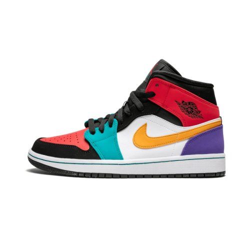 "Air Jordan 1 Mid ""Multicolor"""