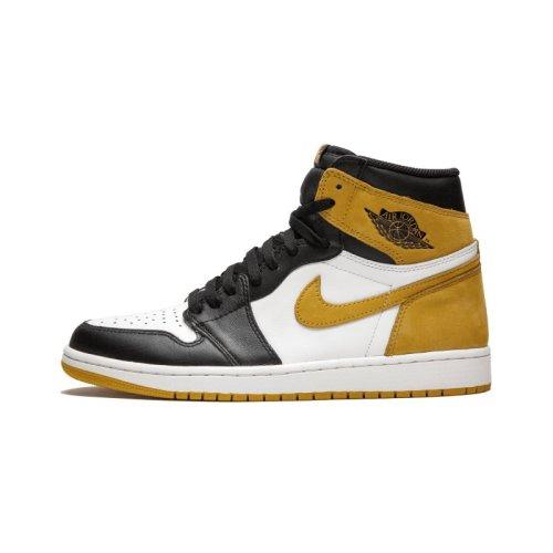 "Air Jordan 1 Retro High OG ""Yellow Ochre"""
