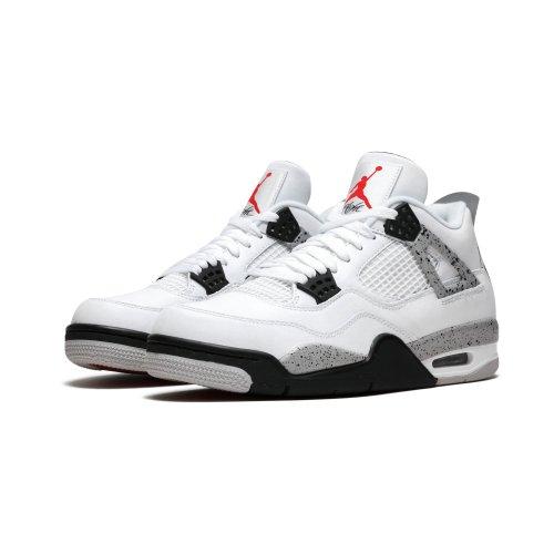 """Air Jordan 4 Retro OG """"White Cement"""""""