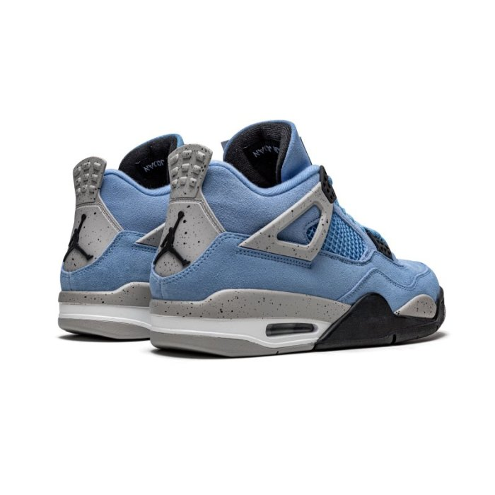 """Air Jordan 4 Retro """"University Blue"""""""
