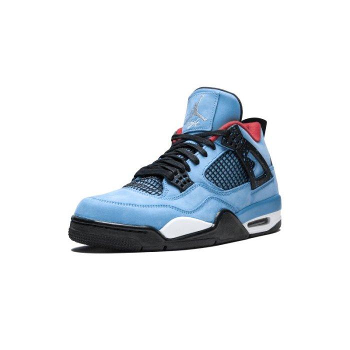 """Air Jordan 4 Retro """"Travis Scott – Cactus Jack"""""""