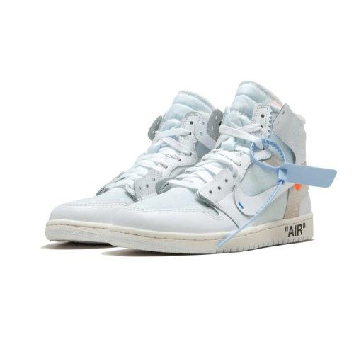 "Air Jordan 1 x OFF-WHITE ""Euro Release"""