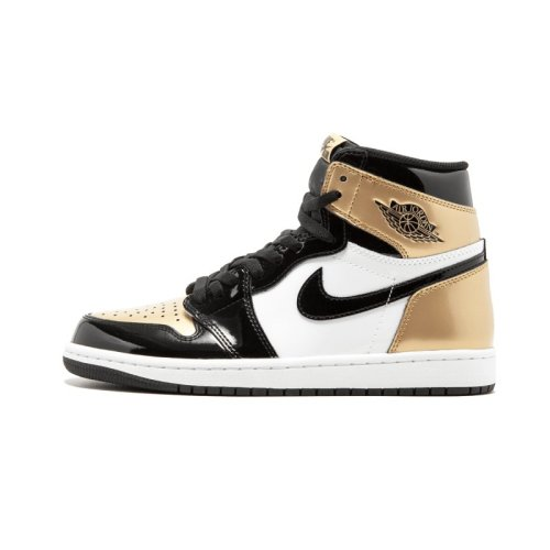 "Air Jordan 1 Retro High OG NRG ""Gold Toe"""
