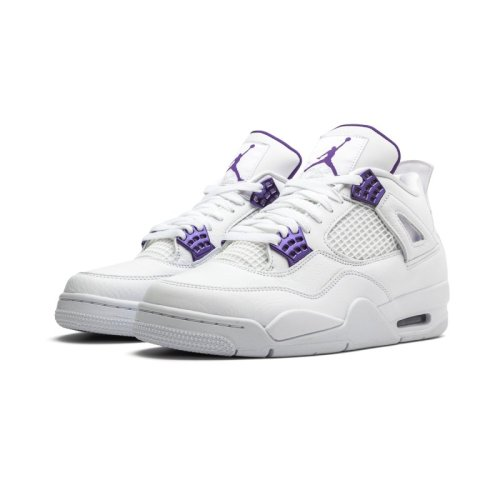"""Air Jordan 4 Retro """"Metallic Pack – Purple"""""""