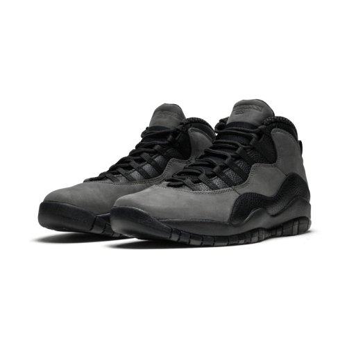 "Air Jordan 10 Retro ""Shadow – 2018 Release"""