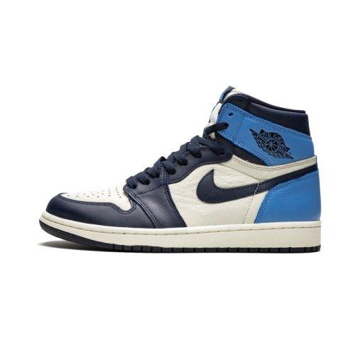 """Air Jordan 1 Retro High OG """"Obsidian/University Blue"""""""