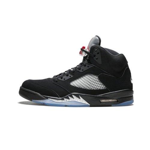 "Air Jordan 5 Retro OG ""Black / Metallic"""