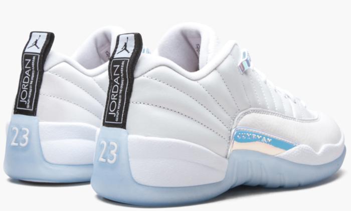 """Air Jordan 12 Low """"Easter"""""""