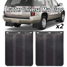 XUKEY 2Pcs Universal  Mud Flaps Car Pickup SUV Van Truck Mudflaps Splash Guards Mudguards