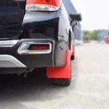 XUKEY 4pcs Set Universal Mud Flaps for Car Pickup SUV Van Truck Mudflaps Splash Guards Mudguards Dirty Traps Fender Flares