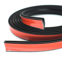 2m Auto Car Rubber Front Rear Windshield Panel Seal Strip Sealed Moulding Trim