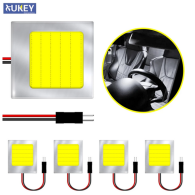 White Car Led Vehicle Panel Lamp Auto Interior Reading Lamp