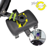 360° Mount Holder Car Dashboard Stand Rotating Clamp Cradle Clip For Cell Phone