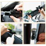Retractable Car Windshield Cover Sun UV Protection Visor Block Curtain Sun Shade