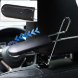 (1Y406234) Extendable Car Back Seat Headrest Clothes Hanger