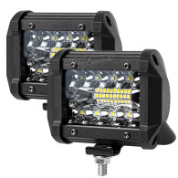 2x LED Light Bar 60W Car Work Light