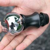 5 Speed Gear Shift Knob Stick Shifter Lever Pen Black Universal