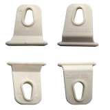 5XPcs RV Awning Hooks Hanging Clothes For Caravan Camper