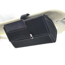 Car Sun Visor Clip Mount Eye Glasses Case Holder Storage Accessories Universal