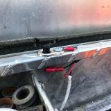 Universal Truck Car Adjustable Door Jamb Dome Light Hood Mount Pin Switches Top